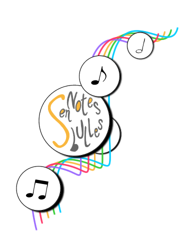 Logo Chorale S'notes en bulles